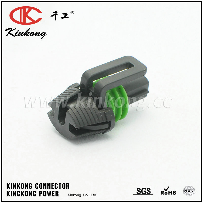 15345499 1 Pin Car Electric Automotive Waterproof Female Connector CKK7012-1.5-21