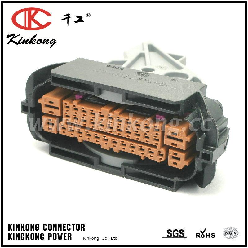 13598002 38 way ecu wire harness connectors