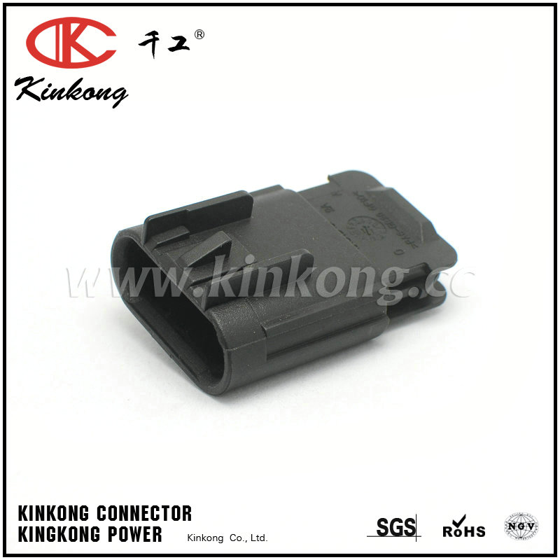 15326813  3 pin male electrical auto connectors   CKK7031A-1.5-11