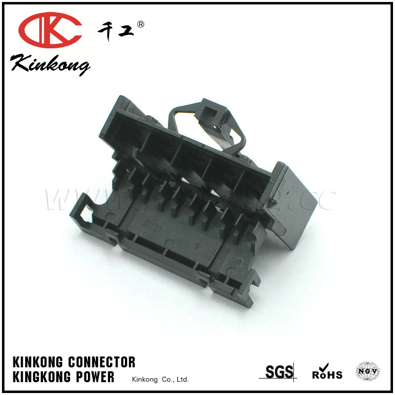 5 way female waterproof kinkong new type automotive electrical connectors  CKK5051-4.8-21