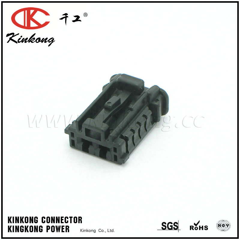 Female 2 way waterproof electric connectors CKK5027F-2.5-21