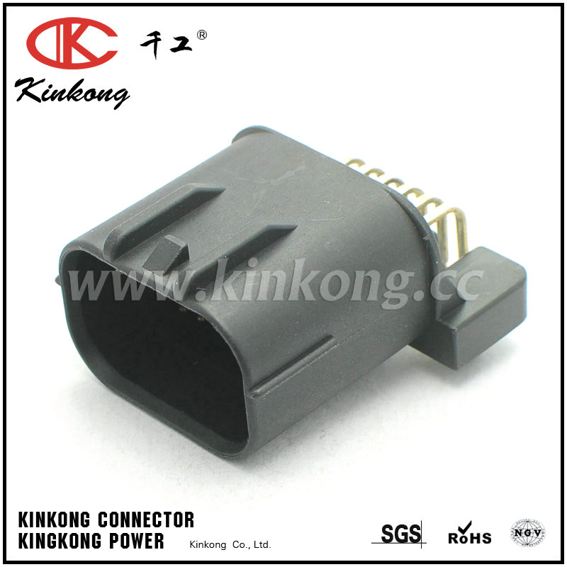 12 hole male waterproof cable connectors CKK7121-0.7-11