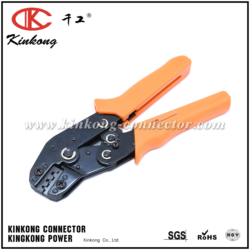 electrical wire connector crimping tool CKK-28B-T2 (Cut)