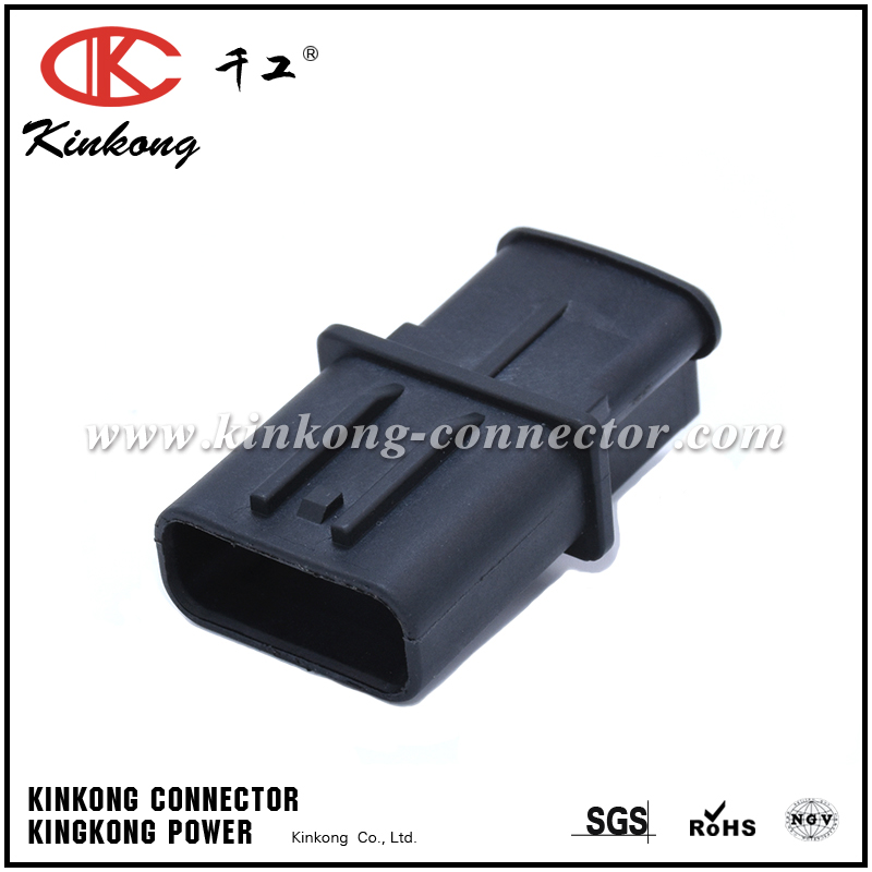 Kinkong 5 pin male electric wire connectors CKK7054-0.7-11
