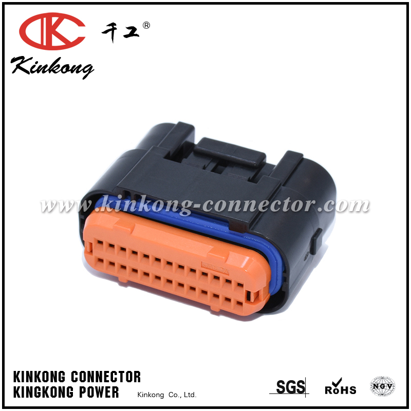 MX23A26SF1  MX23A26XF1 26 Pos Socket Housing automobile connector CKK7261A-1.0-21