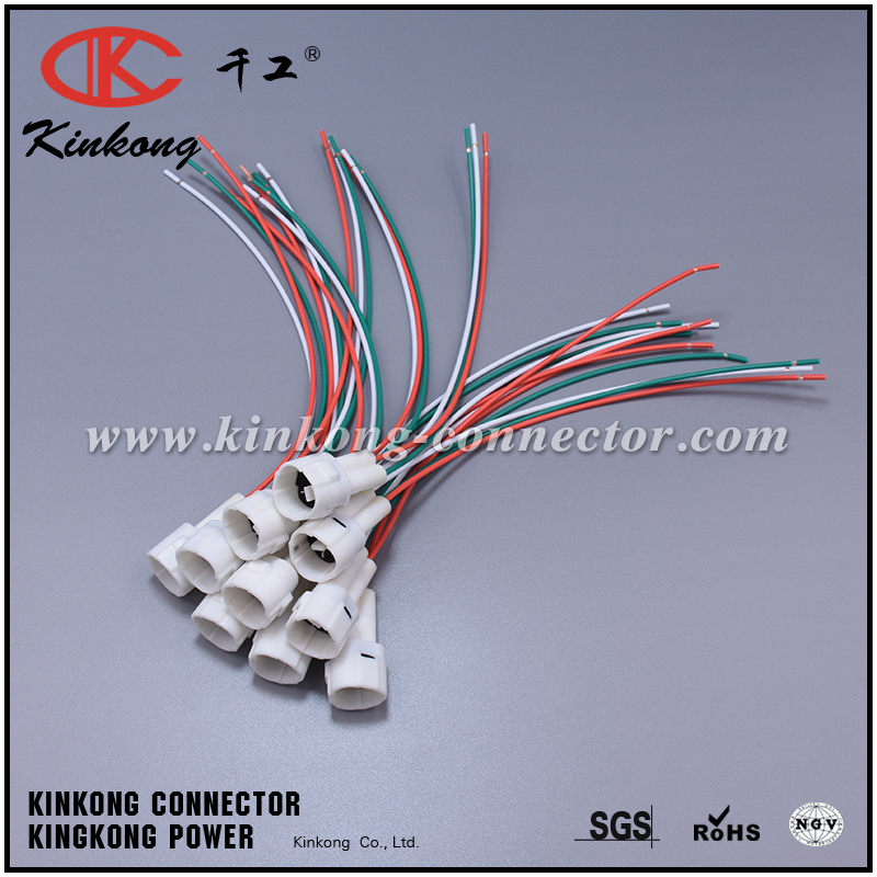 Wire harness with connector for Golf cart WA086
