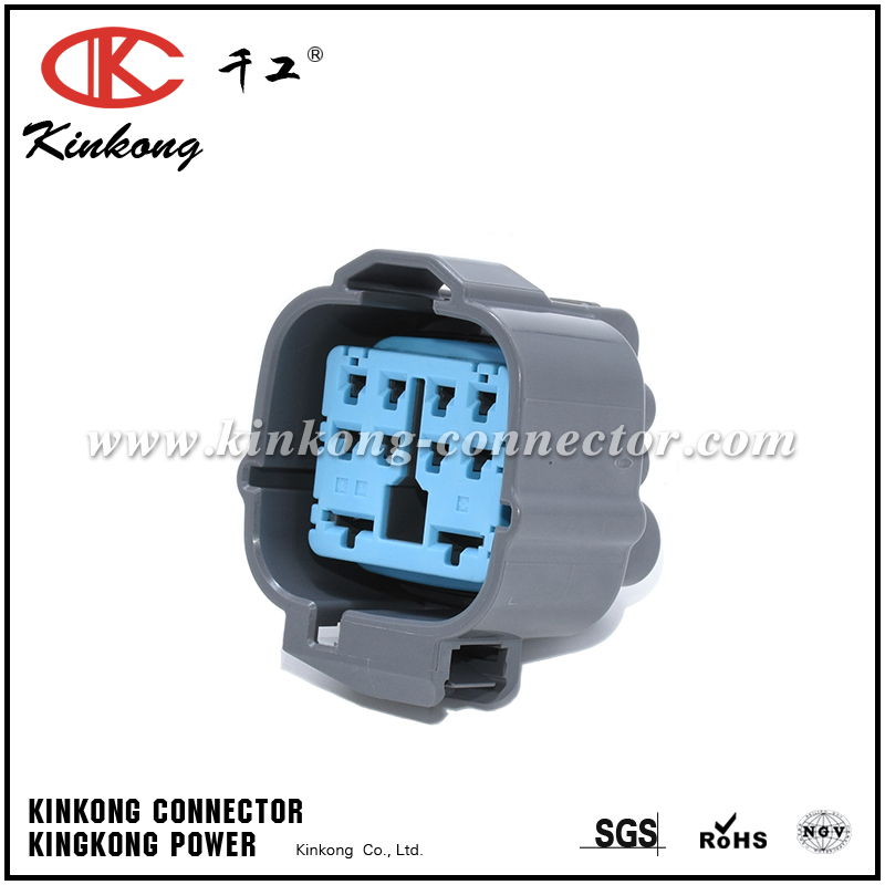 6189-0555 B-Series OBD2 Distributor 10 Pin Auto Connector CKK7102-2.3-4.8-21