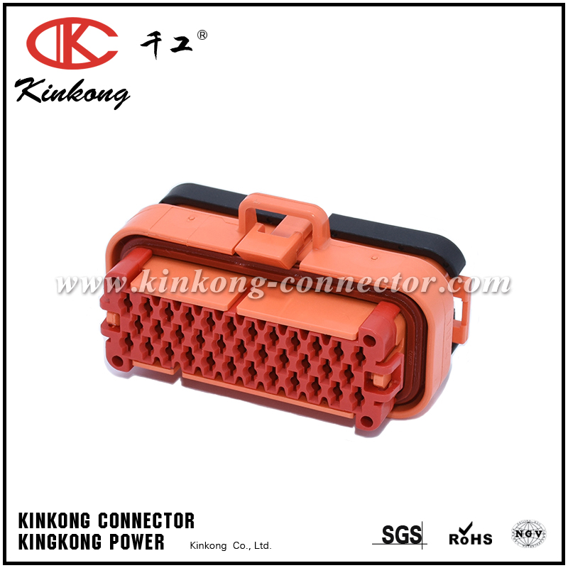 776164-6 35 way female automotive connectors CKK7353H-1.5-21