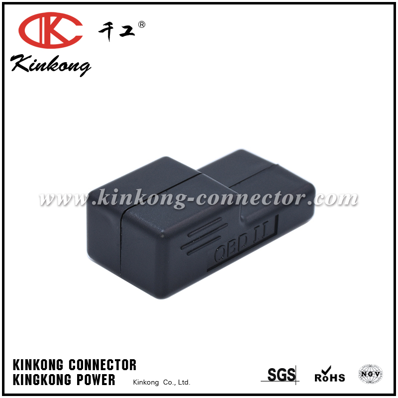 The cover of OBD connector