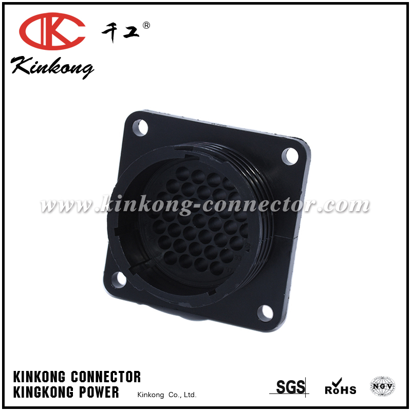 206151-1 37 way Standard Circular Connector RECEPTACLE shell size 23