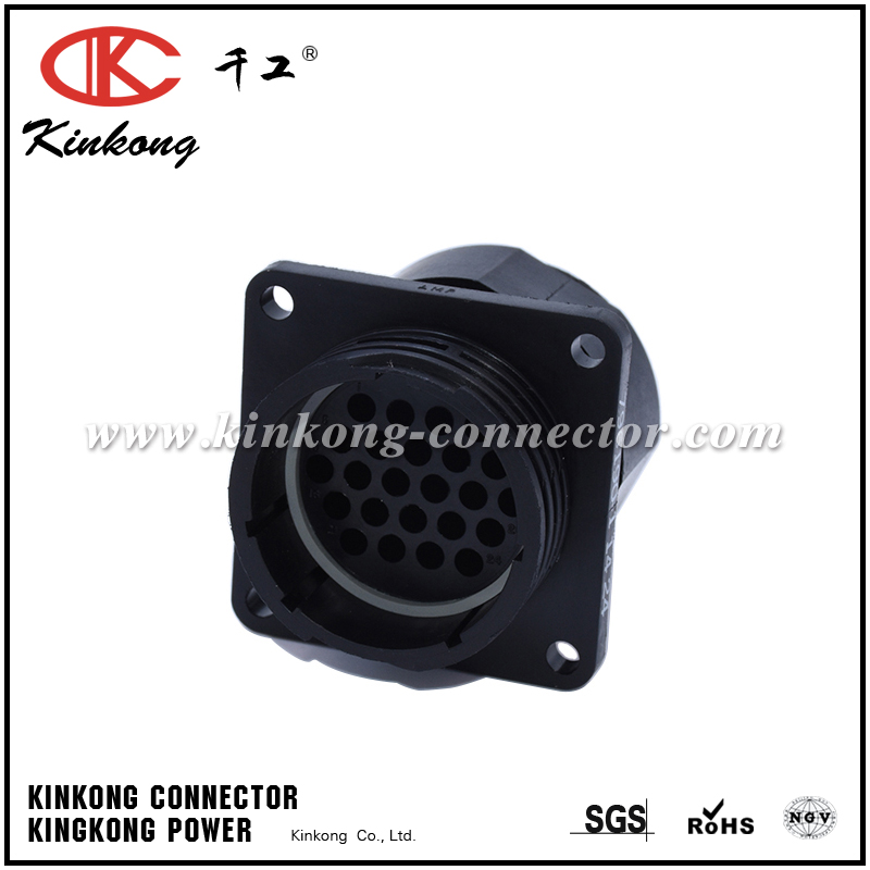 206838-1 796190-1 Standard Circular Connector RECEPTACLE 24 PIN shell size 23