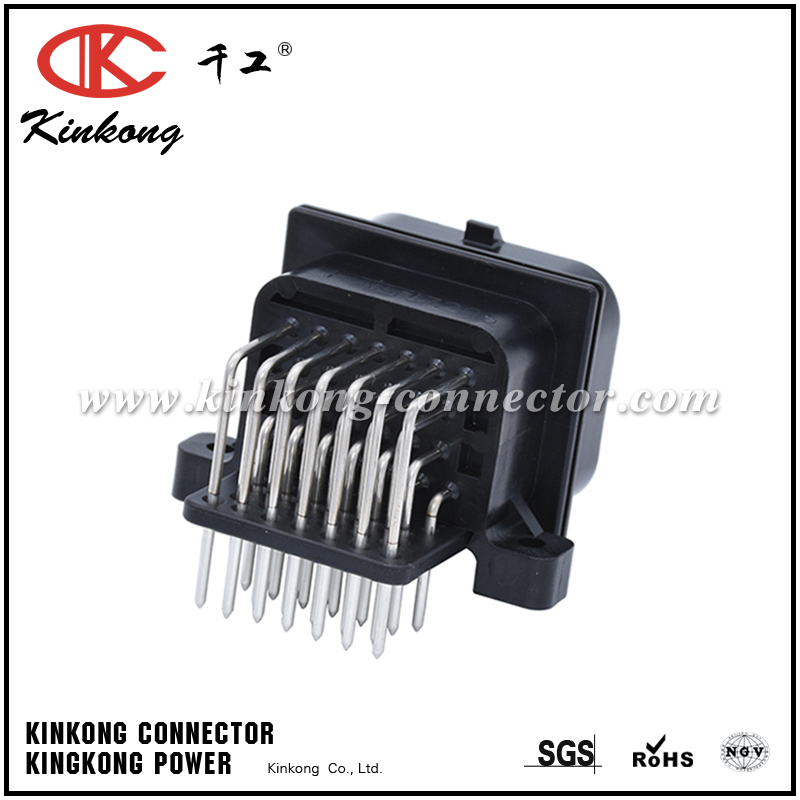6473423-2 1473423-2 26 pin male header pin automotive connector CKK726EA-1.6-11