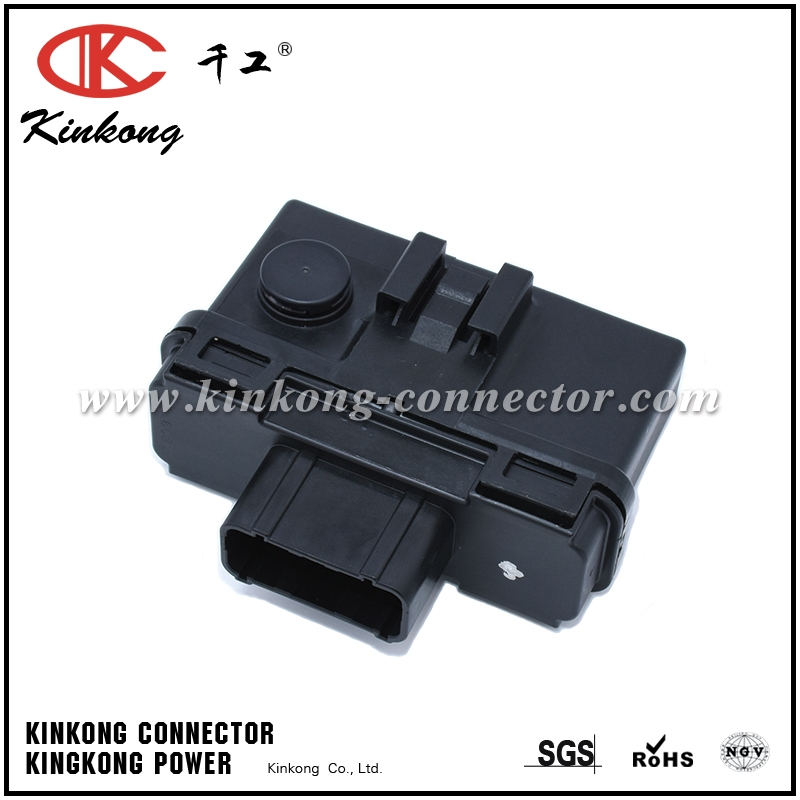 33 pin ECU PCB case and pinhead connector for HONDA motorcycle