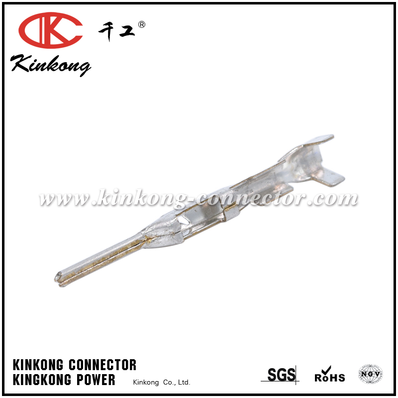 install terminal for wire connector CKK031-1.5MS