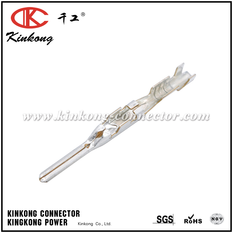 15304701 15304702 GT 150 Series Male Unsealed Tin Plating Terminal CKK022-1.5MN