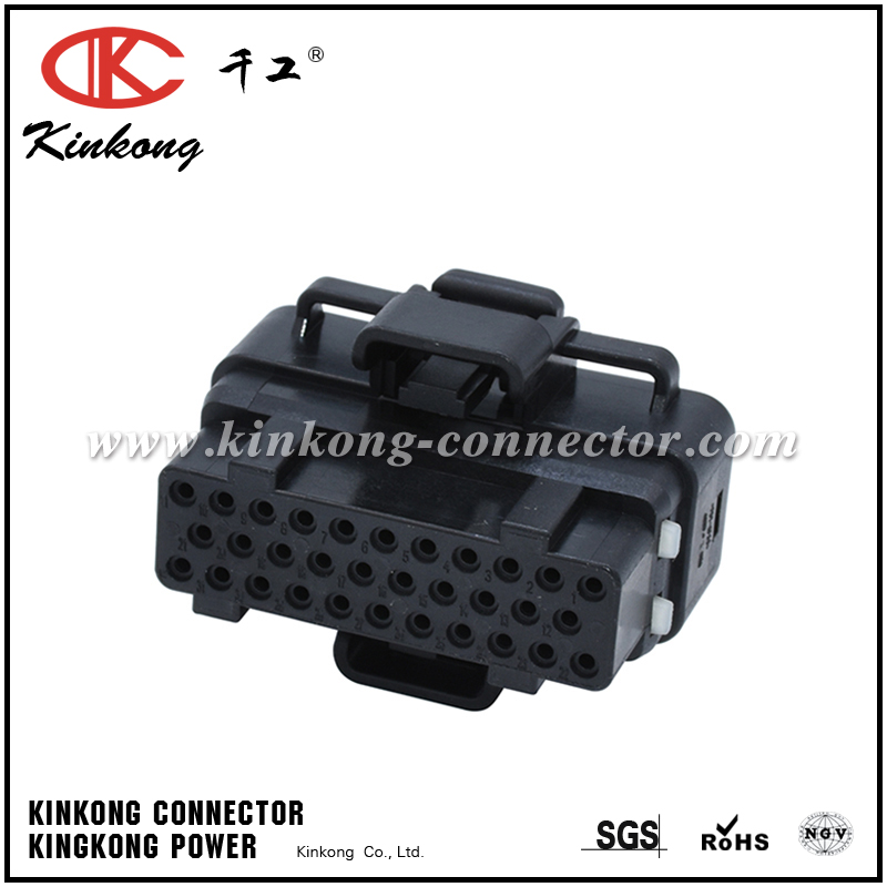 4-1437287-7 32 way tyco replacement ecu connector   CKK732-1.5-21
