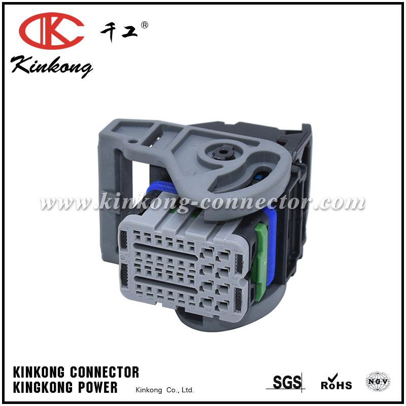 32 pole receptacle waterproof wire connector CKK732BG-1.0-2.2-21