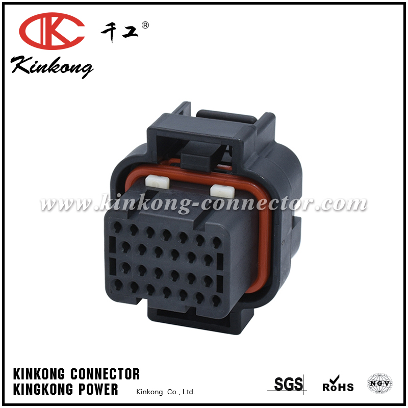 1-1447232-7 26 ways female superseal 1.00mm series double locking connector CKK7262B-1.6-21