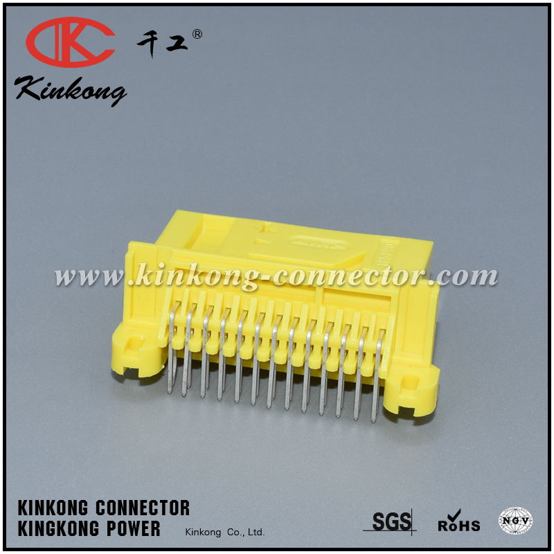 185890-1 26 pin male wire connector