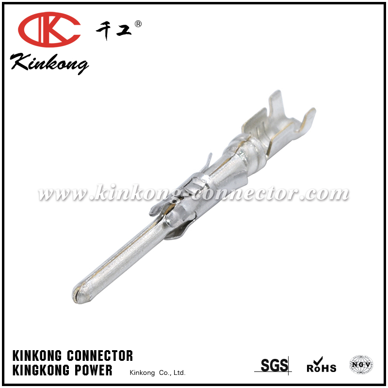 1-66098-8 MULTIMATE Type III Series 18-16 AWG Discrete Wire Crimp Signal Pin Contact CKK023-1.5MS