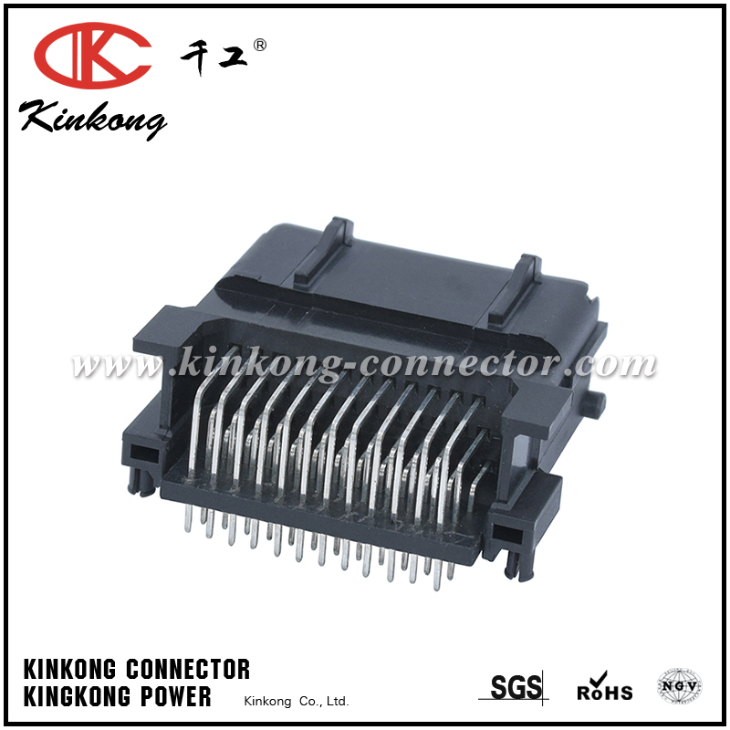 Kinkong 36 pins male electrical wiring connector CKK7361J-0.7-11K