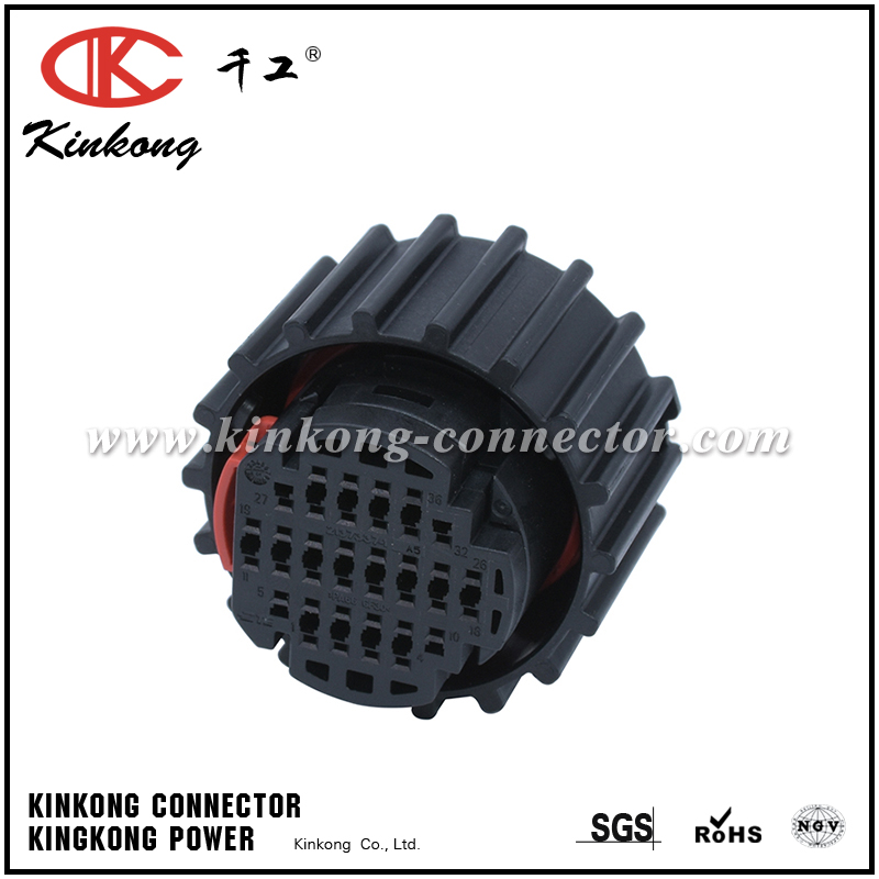 2137336-1 36 ways receptacle cable connector