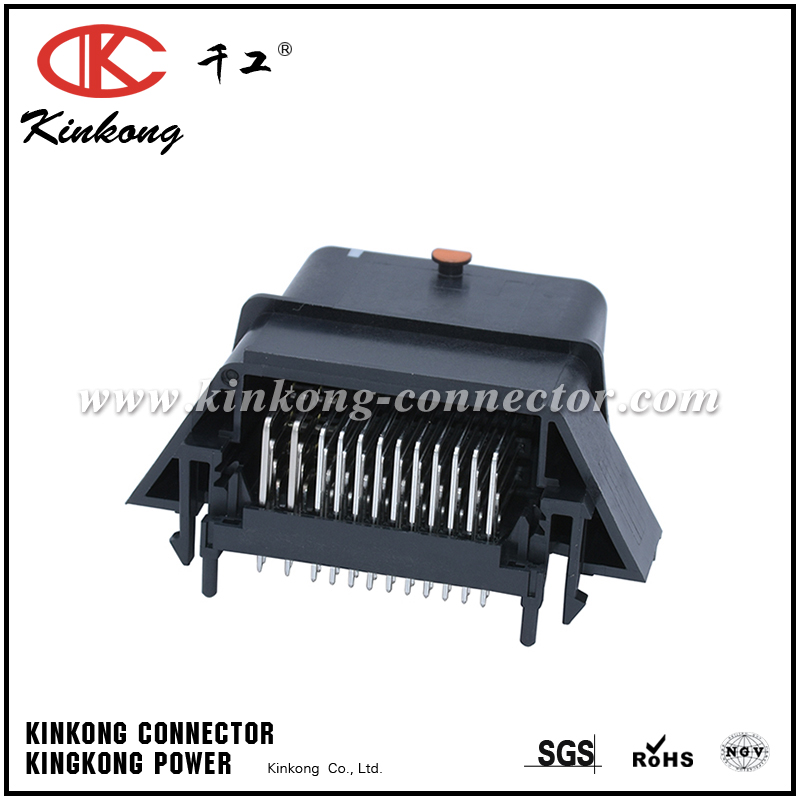 500762-0483 64320-1319 64320-3319 64320-1301 48 pin blade Right Angle connector CKK748MD-1.0-2.2-11