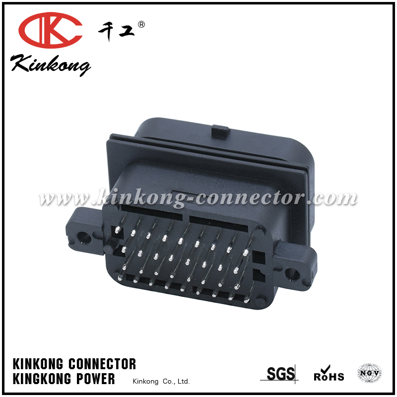 2-6447232-3 2-1447232-3 34 pin ECU auto pcb connector with tin plating or gold plating CKK734S-1.6-11 CKK734SG-1.6-11