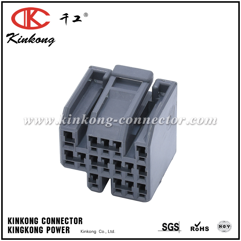 16 way female OBD2 plug D