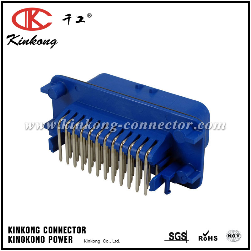 1-776163-5 35 pins male electric connector CKK7353LAO-1.5-11