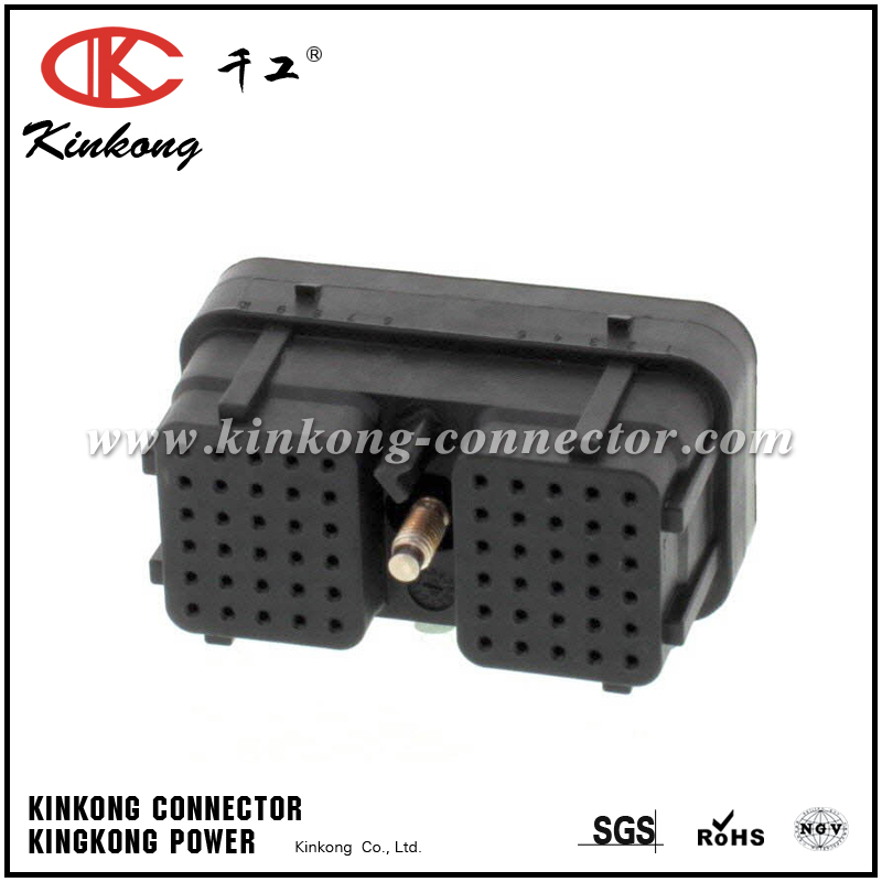 DRC26-60S04 60 way female crimp connector