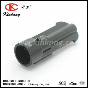 1 pole male automotive waterproof connector CKK7012-1.5-11