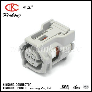 6189-7073 2 way female cable wire plug CKK7021C-0.6-21