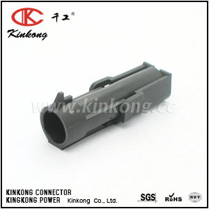 1 way waterproof replacement auto connector CKK3011-2.5-11