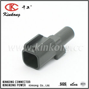 1 way waterproof auto connectors for many cars CKK7019-6.3-11