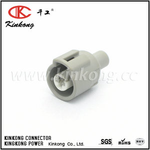 7283-1113-40 90980-11271 1 Pin Automotive Connectors Car Plug For Toyota CKK7012-2.2-21