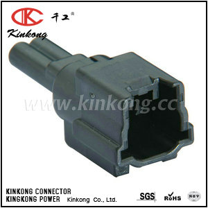 7282-7398-30 2 pin blade electrical connector CKK7022B-1.2-11
