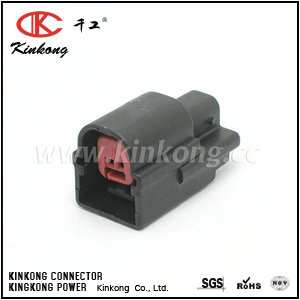 2 pin female electrical wire connector CKK7024-1.2-21