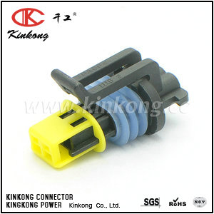 15336024 15336027 2 PIN female automotive connector CKK7026-1.2-21