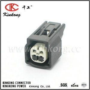 Female 2 PIN automotive electrical connectors CKK7027-1.2-21