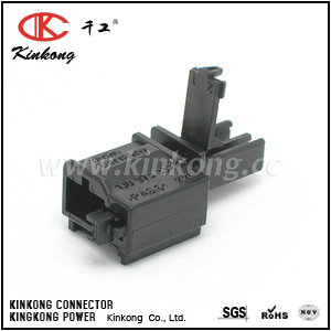 1J0 973 332 2 way male PA66 vw audi connector