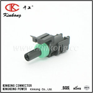 1 way waterproof replacement automotive connector CKK3011-2.5-21