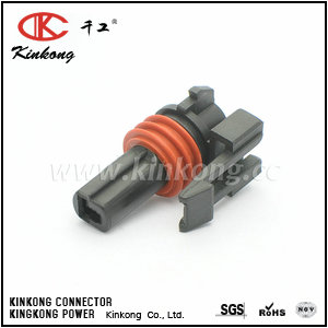 12065172 1 pin replacement wire connector CKK7011-2.8-21