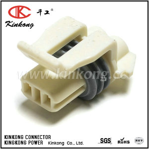 GM 2Pin female waterproof electrical auto connector CKK7022C-1.5-21