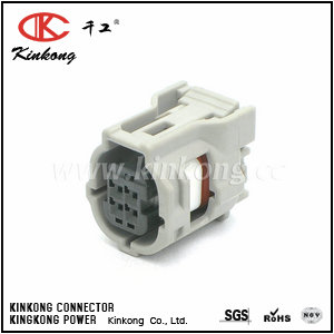 6189-1231 90980-12495 4 pole female calbe wire connectors for Video systems CKK7041C-0.6-21