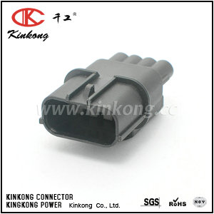 4 pin male waterproof electrical connectors CKK7041A-1.2-11