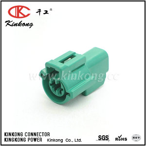 4 hole female waterproof wire connectors CKK3041A-1.5-21