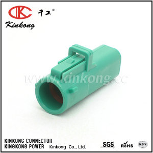 4 pin blade waterproof electrical connectors CKK3041A-1.5-11