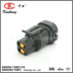 4 hole female waterproof cable connectors CKK3042C-1.5-21