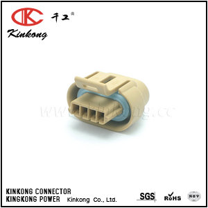 12162859 4pin female electrical wire connectors CKK7042D-1.5-21